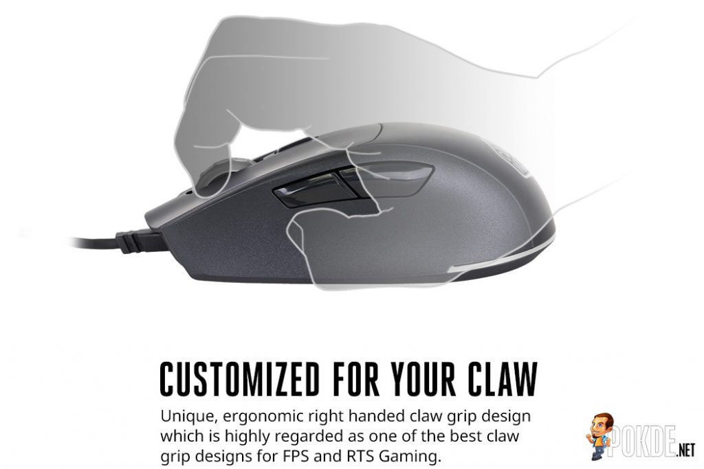 MasterMouse MM530 and MM520 arrive; pick your grip. 21