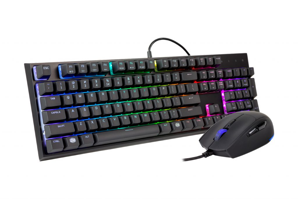 Cooler Master Unveils MasterSet MS120 - Features Mem-chanical Keyboard And Omron Mouse Switches 21