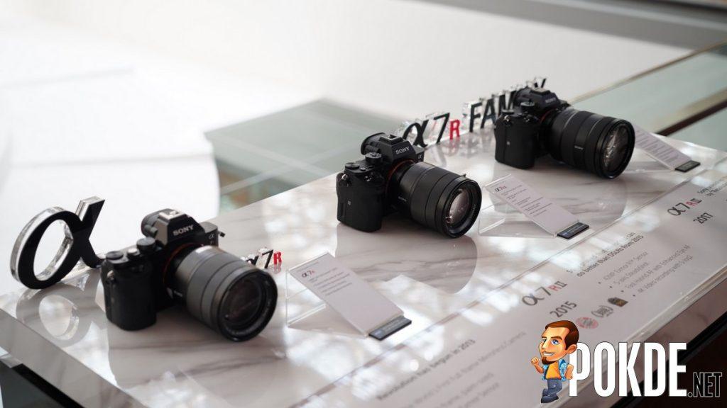 Sony announces α7R III; Interchangable lens camera combining resolution and speed 27