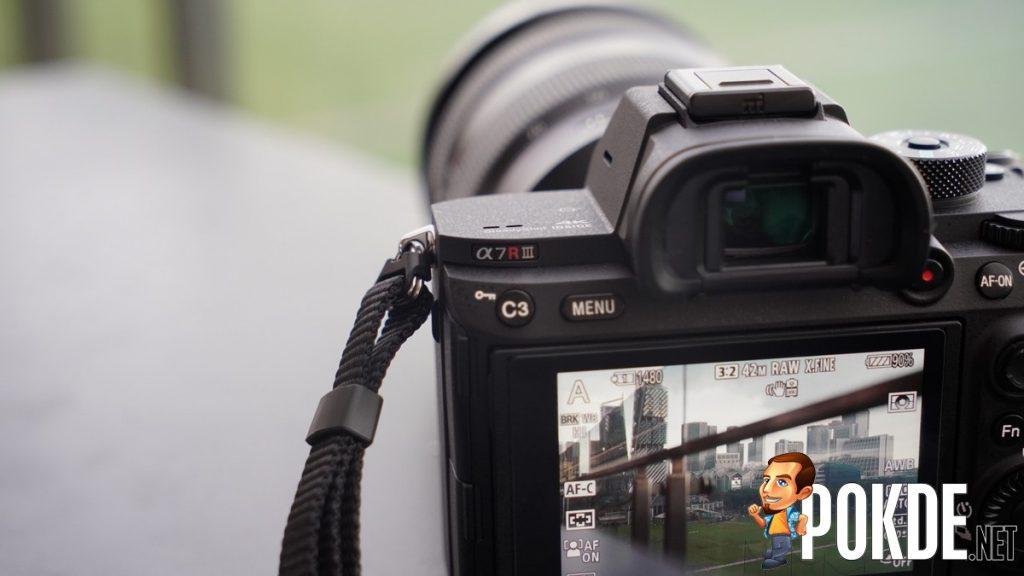 Sony announces α7R III; Interchangable lens camera combining resolution and speed 21