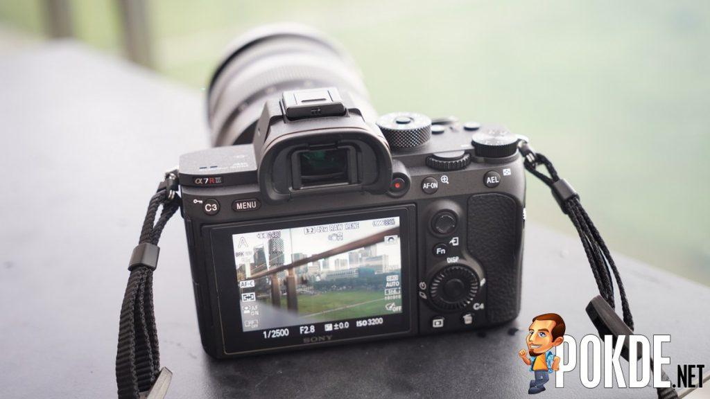 Sony announces α7R III; Interchangable lens camera combining resolution and speed 25