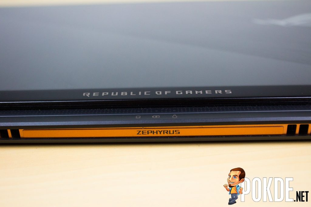 ASUS ROG Zephyrus GX501 Review