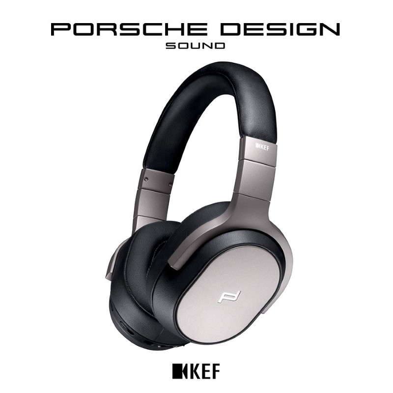 Porsche Design And KEF Unveils Audio Trio - Introducing SPACE ONE WIRELESS, MOTION ONE Black, and GRAVITY ONE Black! 19