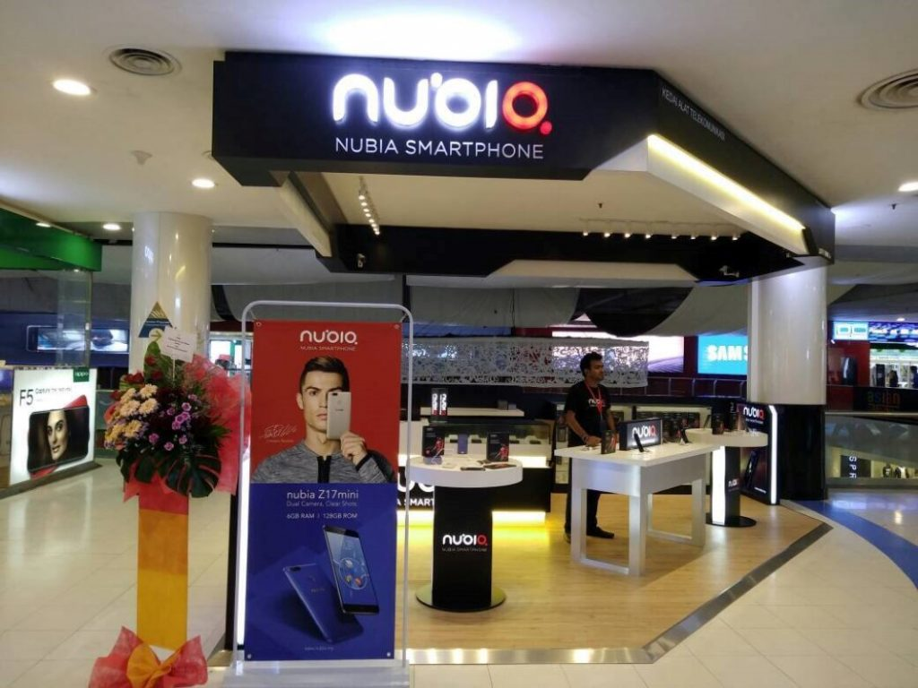 nubia To Open New Concept Kiosk In Sunway Pyramid - Discounts And Freegifts To Celebrate Launch! 19