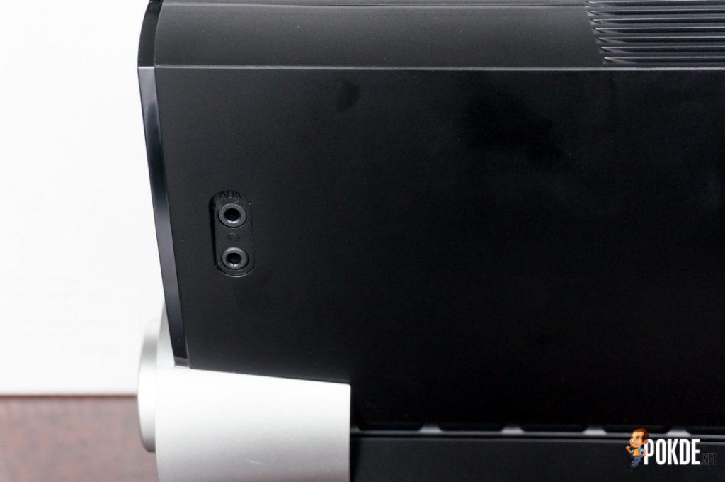Edifier C2XB 2.1 multimedia speaker review; great looks, average sound 37