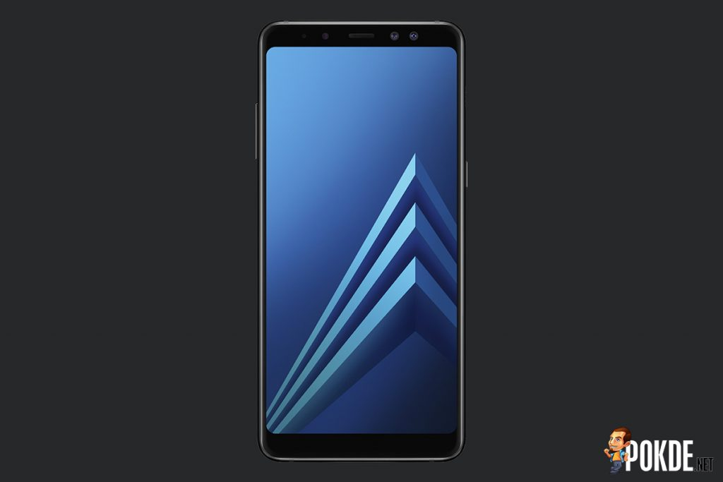 Samsung Galaxy A8(2018) and A8+(2018) launched; two front cameras but the rear camera is a lonely one 28