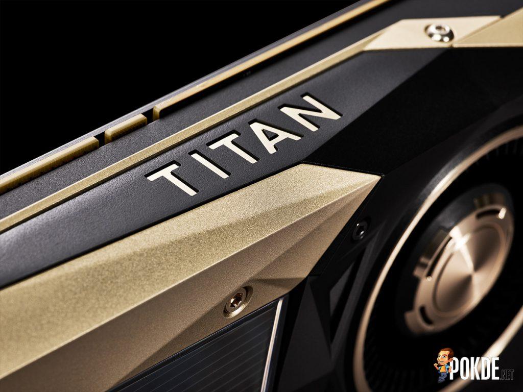 NVIDIA TITAN V with 12GB HBM2; whopping 652.8 GB/s of memory bandwidth 21