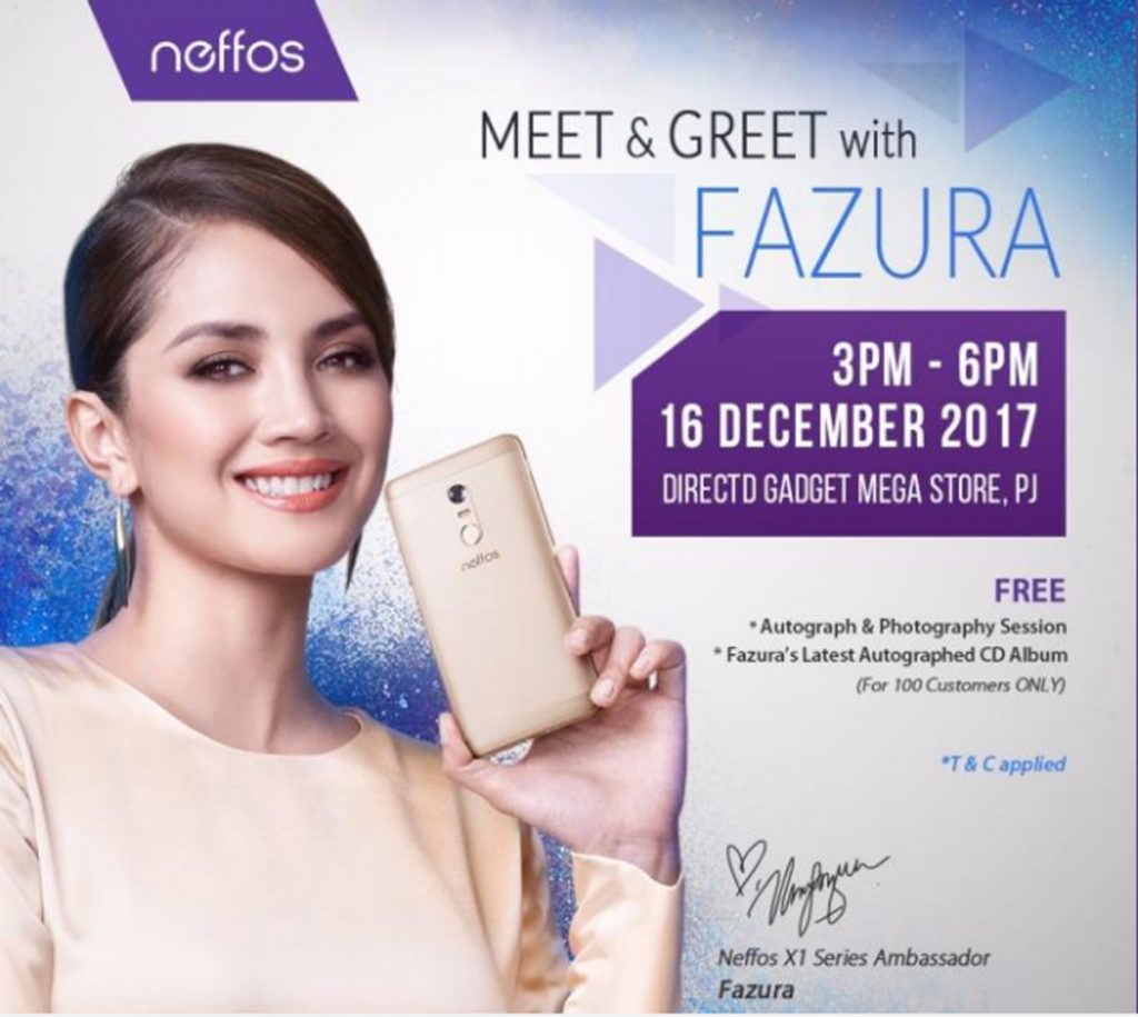 Get A Chance To Meet And Greet Fazura - See The Celebrity In Person This 16 December 2017! 22