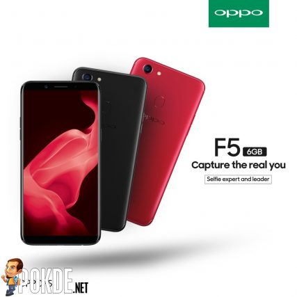 OPPO F5 6GB Will Be Coming In Black Too - Best in black 25