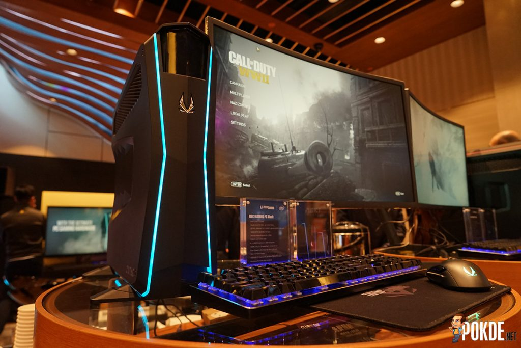 ZOTAC MEK1 ultra-slim gaming desktops; i7 7700 and GTX 1070 Ti in a compact package! 28