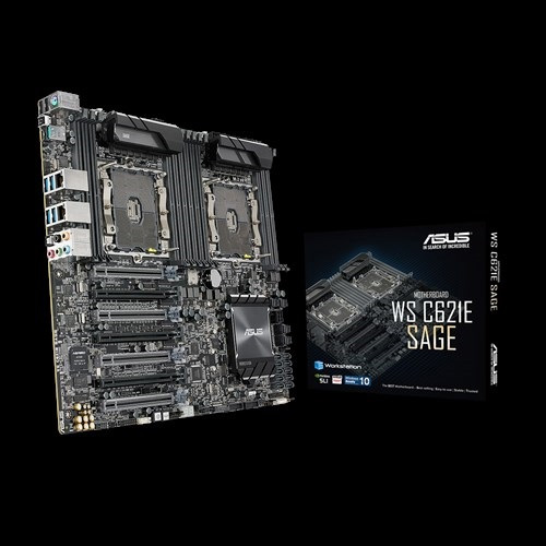 ASUS Server and Workstation Motherboard set 18 World Records; top-spec hardware from ASUS deliver top performance in SPEC benchmarks! 22