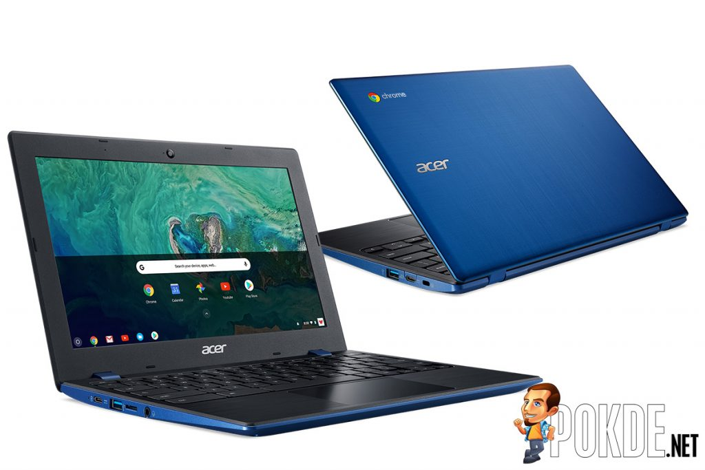 [CES2018] Acer introduces Nitro 5 and Chromebook 11; Gaming vs Productivity, what's your priority? 22