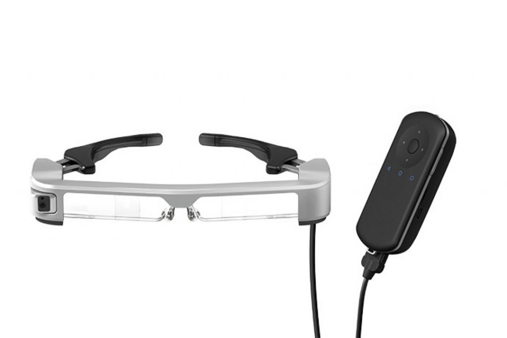 Epson Showcase Latest Projection Products - Smart Glasses With AR! 21