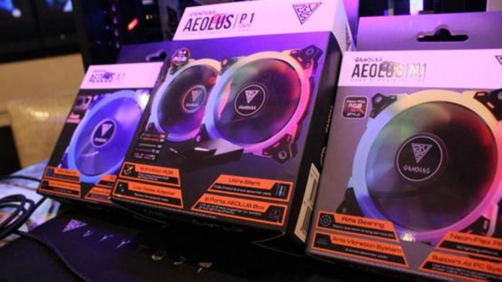 [CES2018] GAMDIAS Releases PC Component Line Up - Set For March 2018 Release! 20