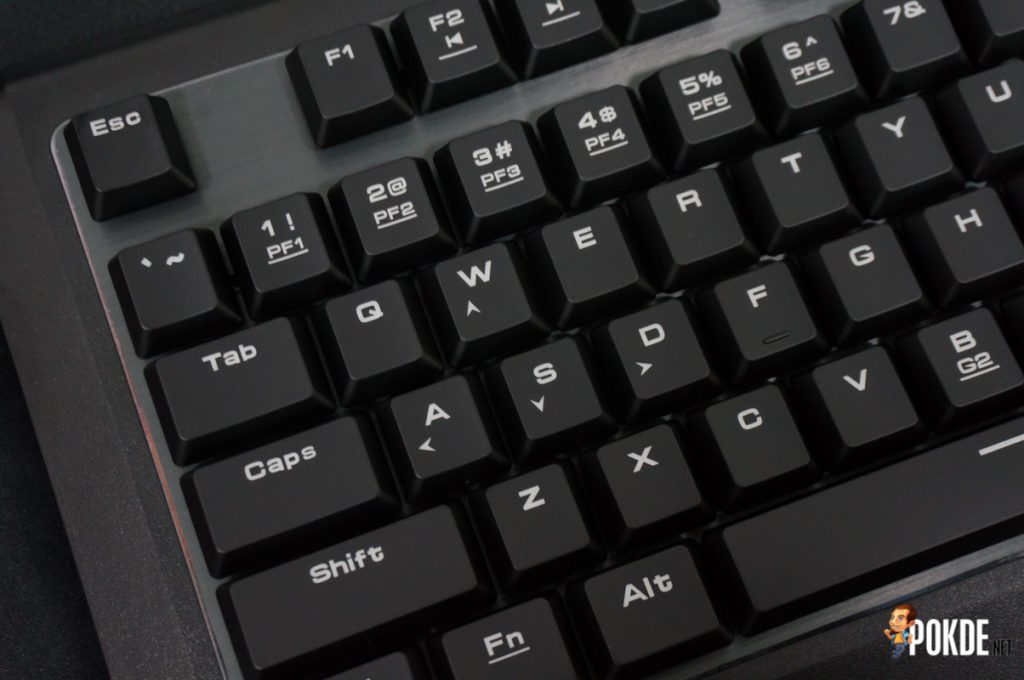 Gamdias Hermes P3 RGB mechanical gaming keyboard review; the fastest mechanical keyboard on the market? 32