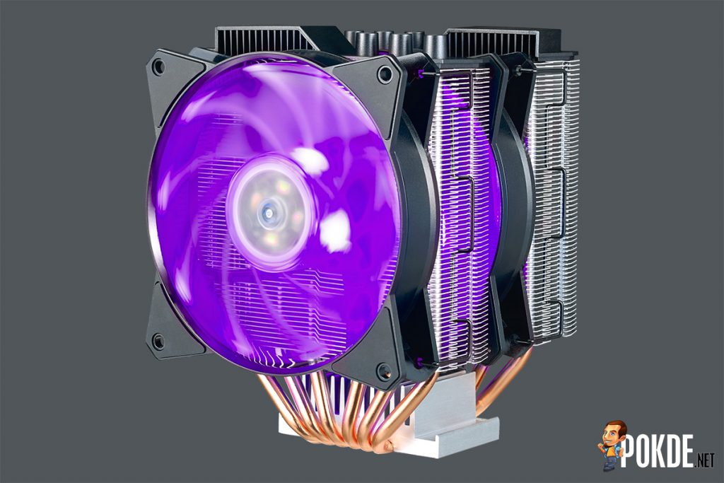 [CES2018] RGB cooling is the name of the game for Cooler Master; latest coolers to feature addressable RGB LED illumination 24