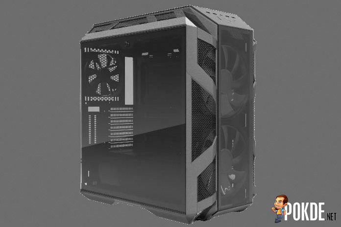 [CES2018] Cooler Master unleashes barrage of new cases; a case for everyone! 28