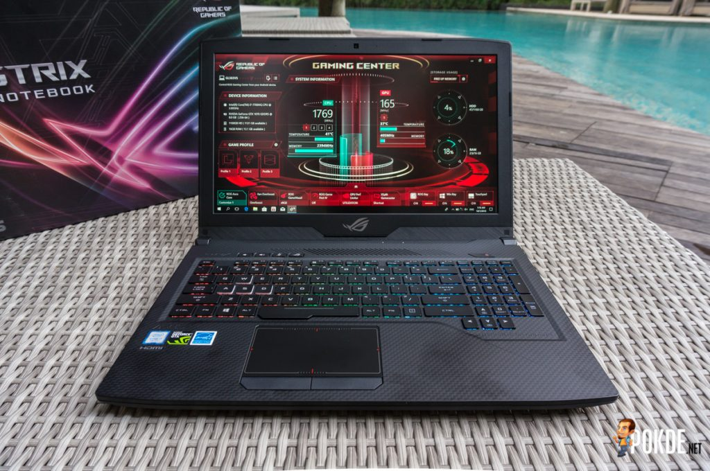 ASUS ROG Strix GL503VS SCAR Edition review; beastly performance in a portable package! 28