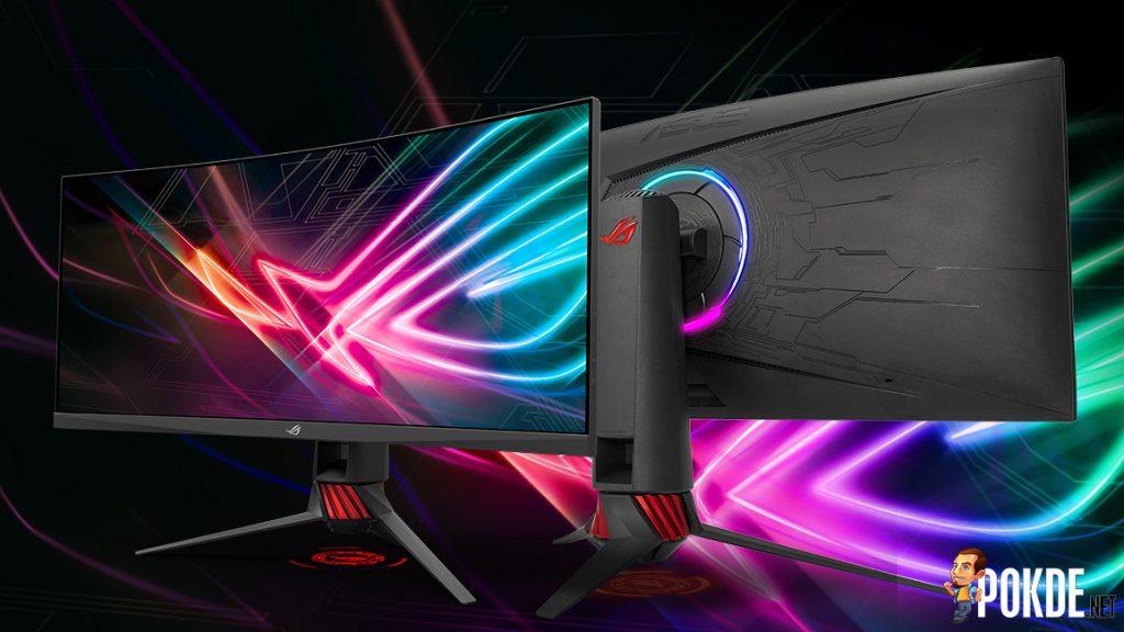 ASUS announces two new monitors — ROG Swift PG27VQ, Designo Curve MX34VQ and the prices of the ROG Strix XG32VQ, XG35VQ monitors! 25