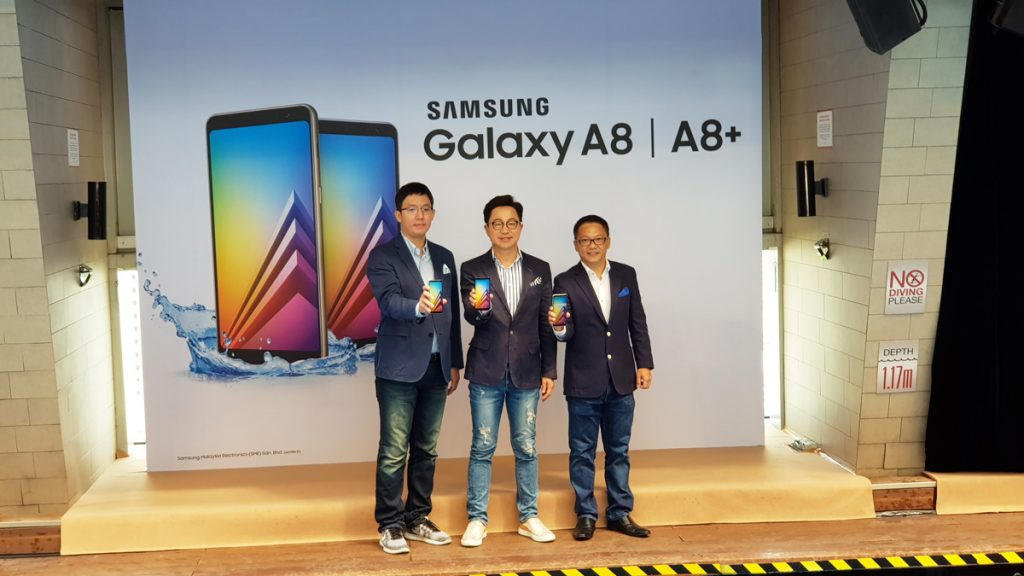 Samsung Galaxy A8 (2018) Officially Available In Malaysia - Featuring Dual Front Camera And IP68! 19