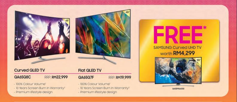 Samsung Announce Joy Of Prosperity Campaign - Gifts Worth Up To RM26000! 23