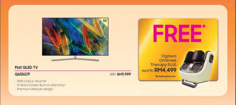 Samsung Announce Joy Of Prosperity Campaign - Gifts Worth Up To RM26000! 24