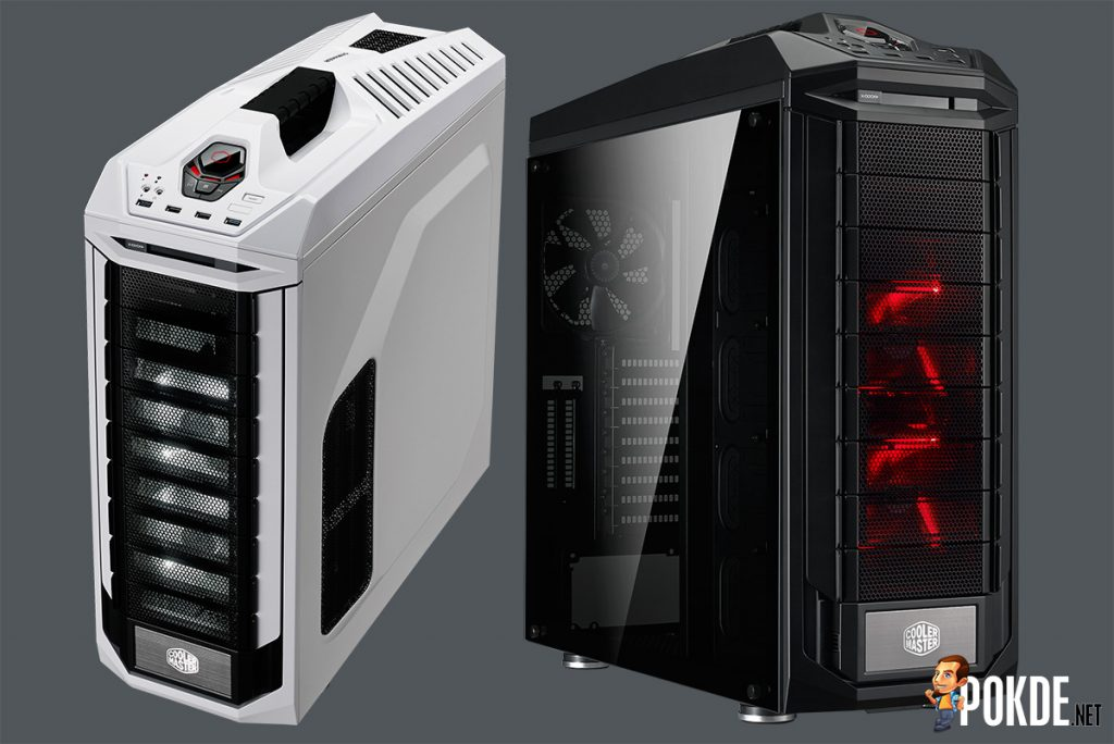 [CES2018] Cooler Master unleashes barrage of new cases; a case for everyone! 32