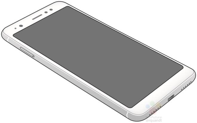 [LEAKED] ASUS ZenFone 5's design appears online; vertical dual camera, 18:9 display 21