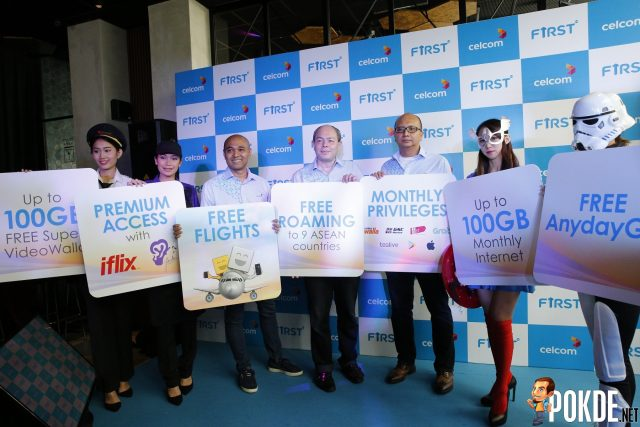 You Can Now Get FREE Flights With Celcom FIRST As Well As Other Freebies 26
