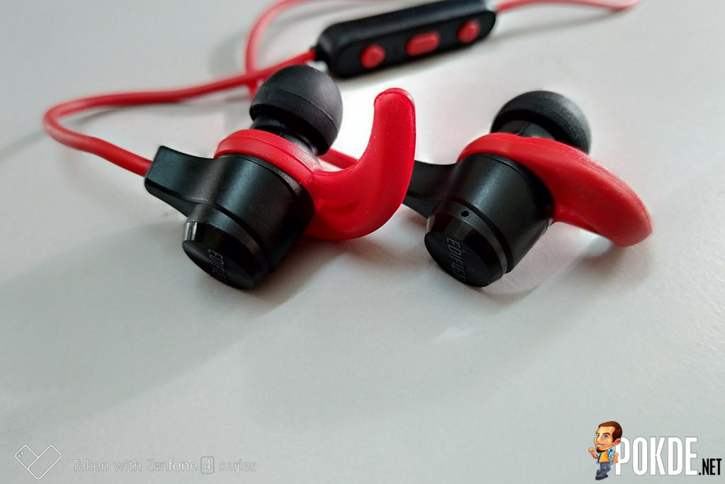 Edifier W280BT in-ear wireless earphones review; sporty enough for the gym, good enough for casual listening 29