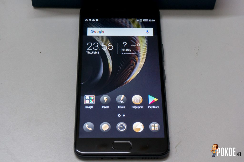 Infinix NOTE4 Pro review; slowly does it 35