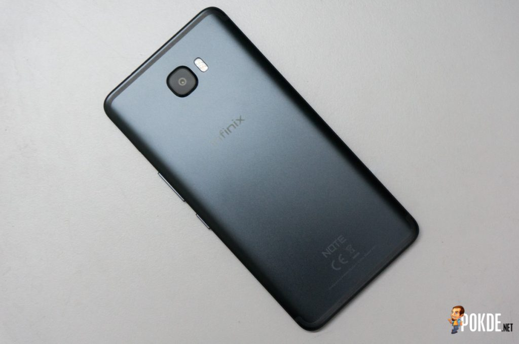 Infinix NOTE4 Pro review; slowly does it 23