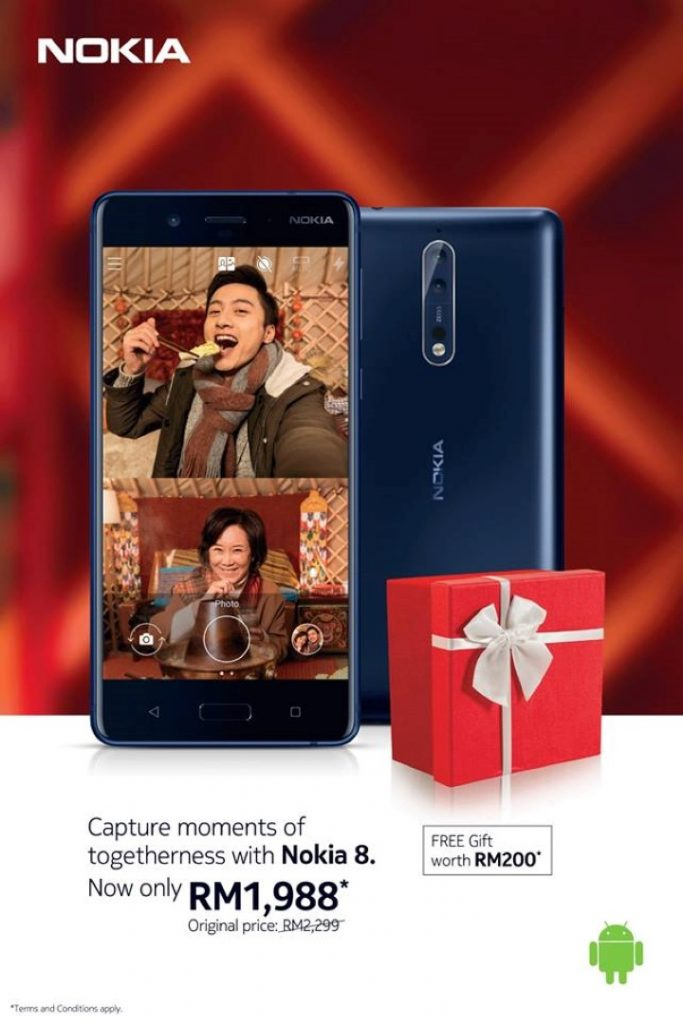 Nokia 8 Now At A Slashed Price - Now You Can Capture Both Side Of The Story At A Cheaper Price! 20