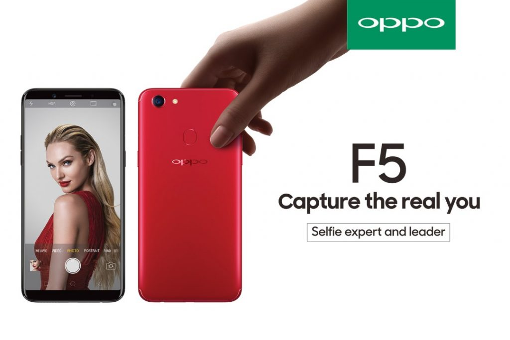 Red OPPO F5 Officially Available Nationwide - Got Everything In Red Already For CNY? 21