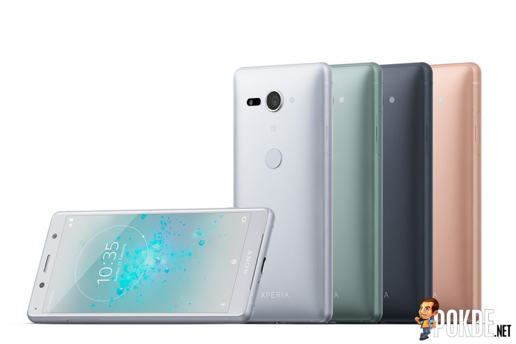 [MWC2018] Sony announces Xperia XZ2 and XZ2 Compact — the most compact smartphones with the Snapdragon 845! 22