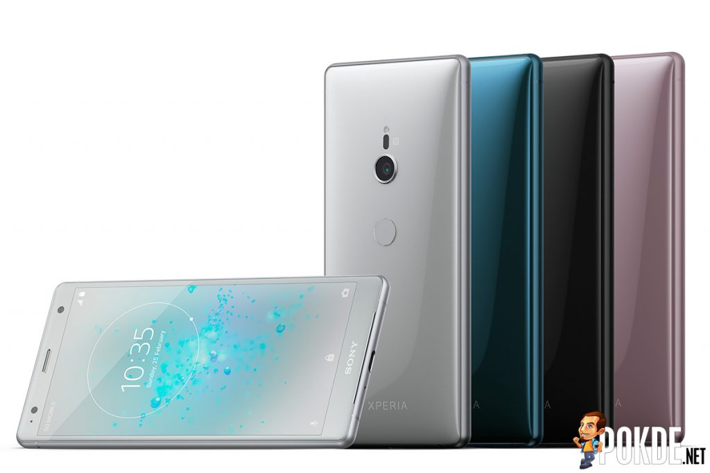 [MWC2018] Sony announces Xperia XZ2 and XZ2 Compact — the most compact smartphones with the Snapdragon 845! 20