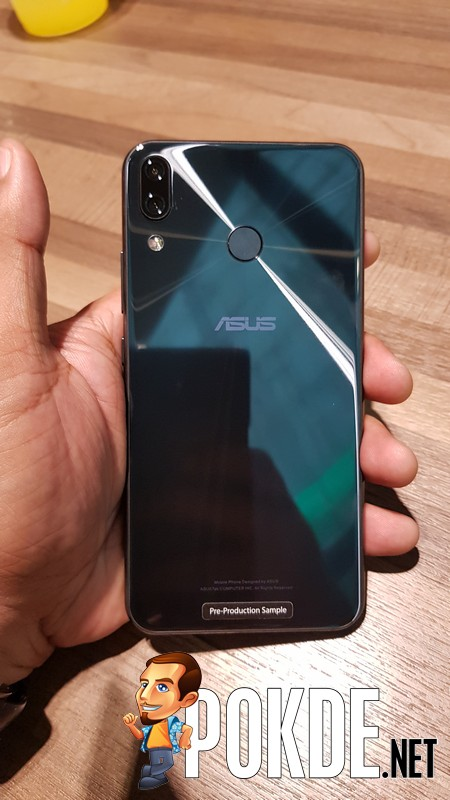 ASUS ZenFone 5 hands-on experience - Along with TWO other versions 32