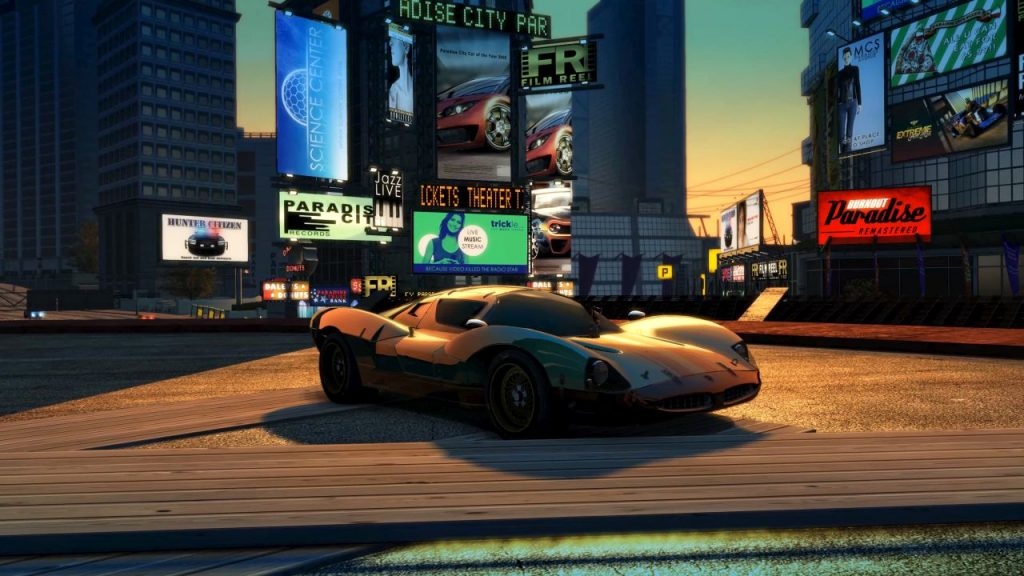 Burnout Paradise Remastered Confirmed For PC And Console - This Time In 4K And 60 FPS 23