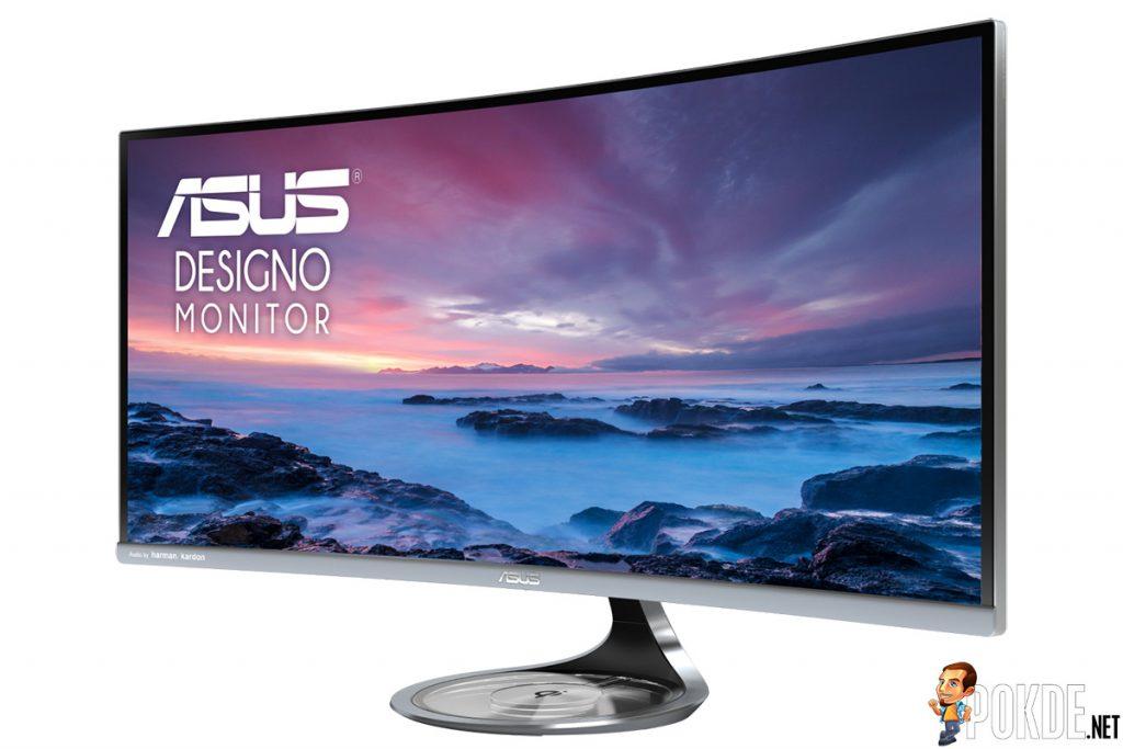 ASUS announces two new monitors — ROG Swift PG27VQ, Designo Curve MX34VQ and the prices of the ROG Strix XG32VQ, XG35VQ monitors! 23
