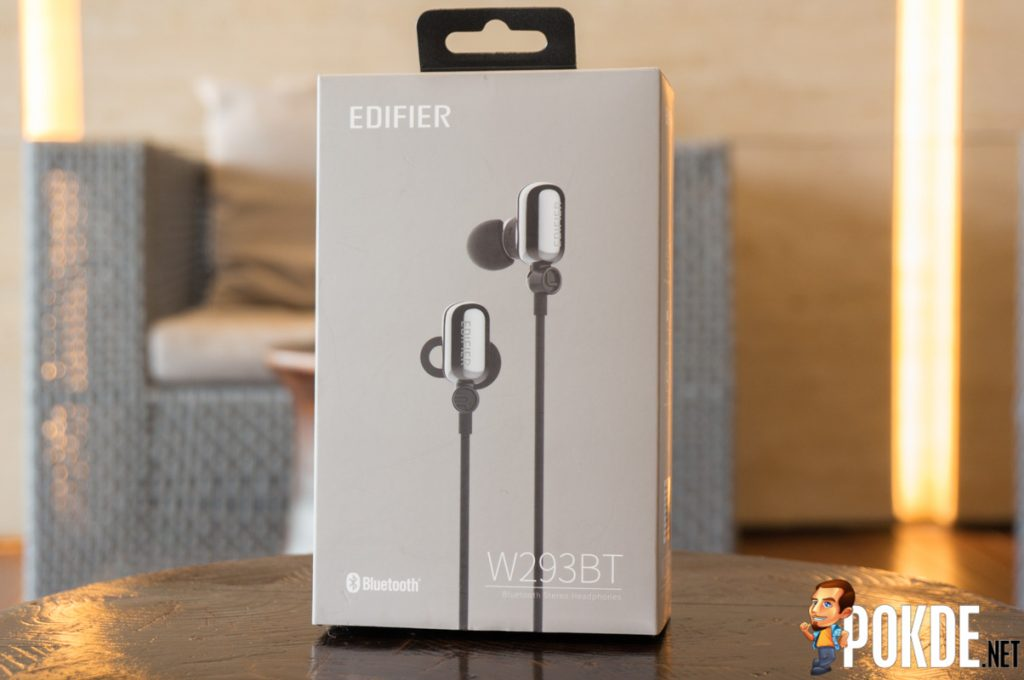 Edifier W293BT Bluetooth earphones review — no music no life? 18