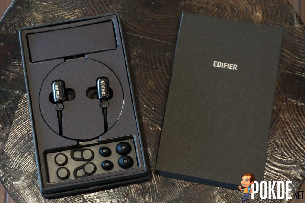 Edifier W293BT Bluetooth earphones review — no music no life? 21
