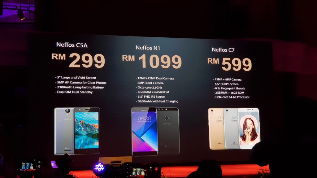 Neffos Launch N1, C7, And C5A Smartphones - Comes With 2 Years Warranty And 1 Year Screen Crack Warranty! 21