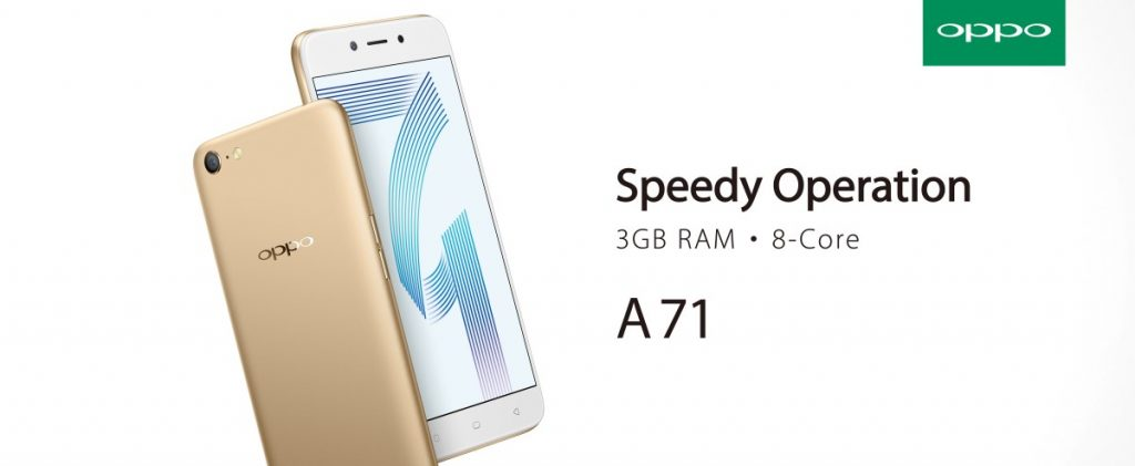 All-New OPPO A71 Comes With Bigger Storage - Priced At RM699! 25