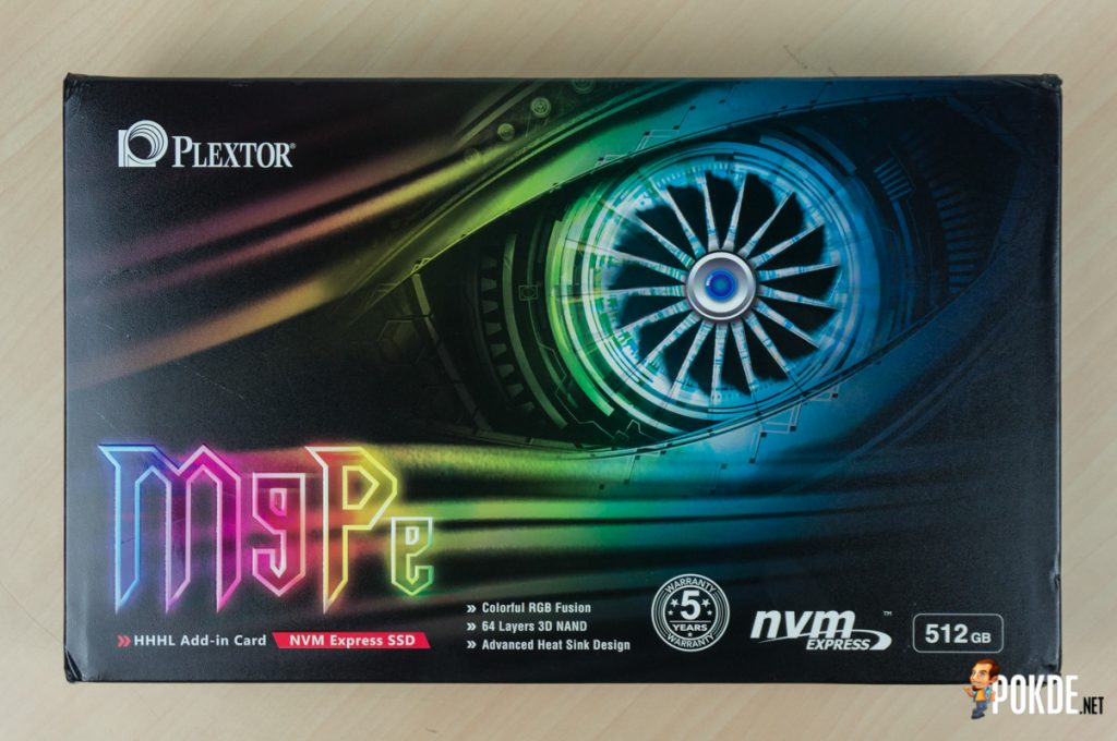 Plextor M9PeY 512GB NVMe PCIe SSD review — satisfying your need for speed with flying colors! 19