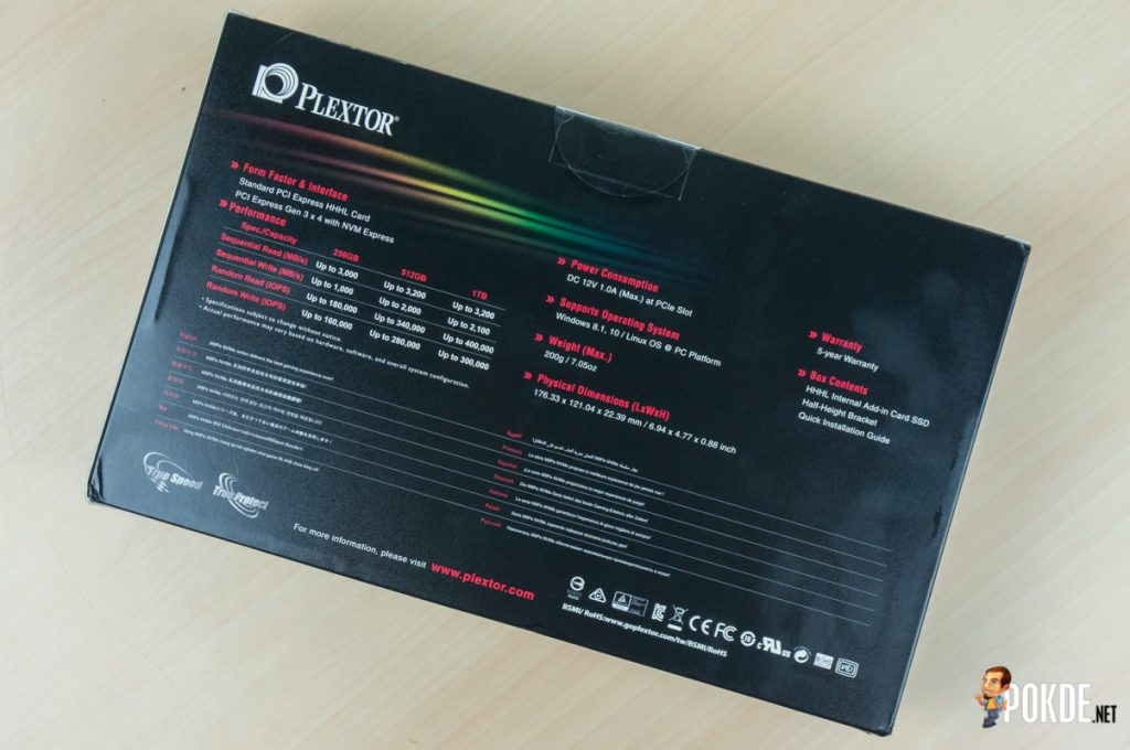 Plextor M9PeY 512GB NVMe PCIe SSD review — satisfying your need for speed with flying colors! 20