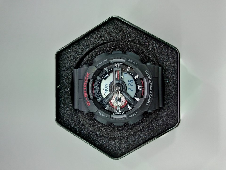 Stand A Chance To Win Limited Edition ROG X G-Shock - Time To ROG! 24