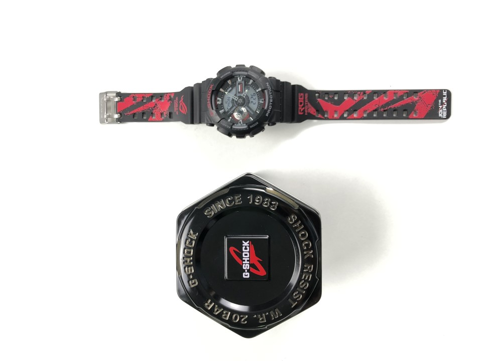 Stand A Chance To Win Limited Edition ROG X G-Shock - Time To ROG! 23