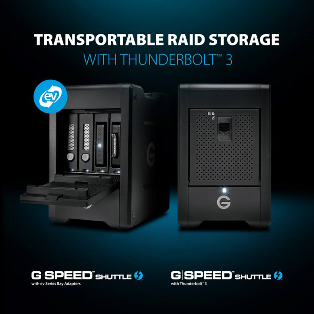 Western Digital Introduces New G-SPEED Shuttle Lineup - For Those Who Really Want Storage And Transfer Speeds! 20