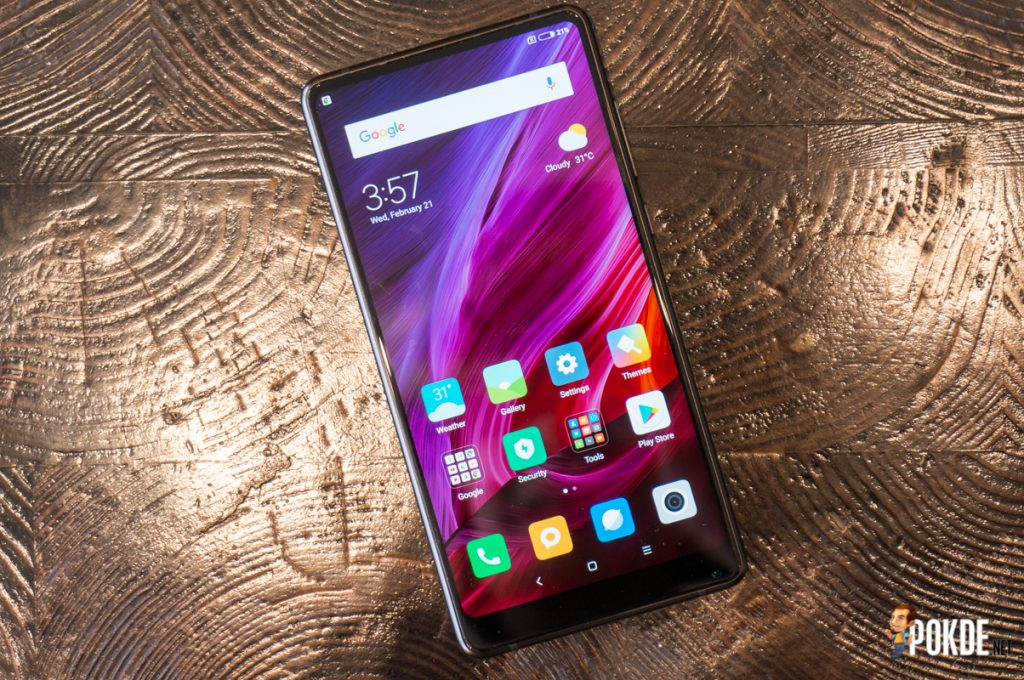 Xiaomi Mi MIX 2 review — this is one fast beauty! 33