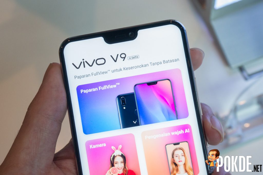 [Preview] We get our hands on the vivo V9 — offers a higher screen-to-body ratio than the iPhone X for a fraction of the price! 24